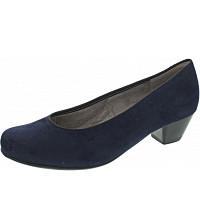 jenny by ara pumps catania blau 49,95 \u20ac  ara slipper basic damen schuhe synthetik blockabsatz gbqzbthyn #13