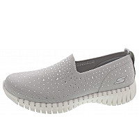 SKECHERS - Go Walk Smart Bedazzle - Slipper - GRY