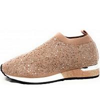 La Strada - Sneaker - nude