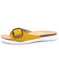 LEGERO - Pantolette - gelb