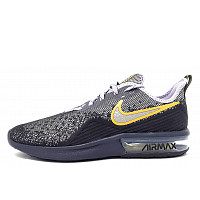Nike - Air Max Sequent 4 - Sportschuh - grau/schwarz