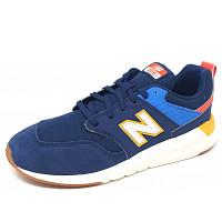 NEW BALANCE - 009 - Sneaker - blau