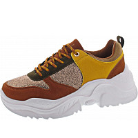 MENBUR - Sneaker - cuero-tan