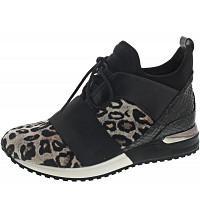 LA STRADA - Sneaker - velvet beige leopard