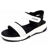 DOCKERS - Sandale - weiss/schwarz