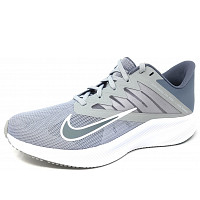 NIKE - Quest 3 - Sneaker - light smoke/grey white