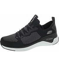 SKECHERS - Solar Fuse Valedge - Sneaker - blk