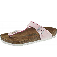 BIRKENSTOCK - Gizeh BF Brushed Rose VEG - Gizeh - brushed rose