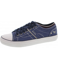 MUSTANG - Sneaker - dunkelblau