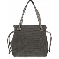 GABOR - Granata Shopper - Tasche - croco grey