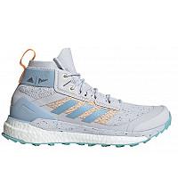 adidas - Trekkingschuhe - dash grey/easy blue/REAL GOLD S18