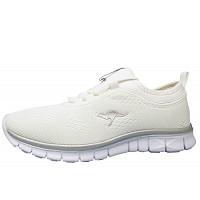 KANGAROOS - K-Run Neo - sportlicher Schnürer - 0002 white