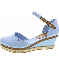 Tommy Hilfiger - Iconic Elba Basic - Sandalette - chambray blue