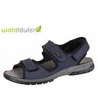 WALDLÄUFER - Harald Denver marine - Sandale - marine