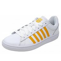 K-SWISS - Court Winston - Sneaker - white/old gold
