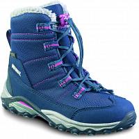 MEINDL - Yolup Junior GTX WF blau - Boots - nachtblau/viola