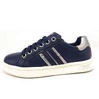GEOX - J DJRock - Sneaker - blau