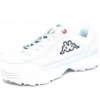 KAPPA - Rave NC - Sportschuh - 1010 white