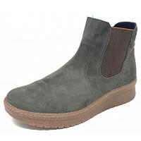 Semler - Ilona Weite H - Chelsea Boot - tann grün