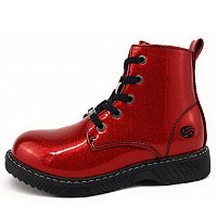 DOCKERS - Stiefel - rot
