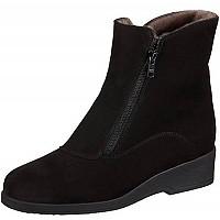 SEMLER - Nubukina schwarz - Boots - schwarz