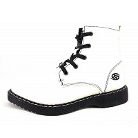DOCKERS - Stiefel - white
