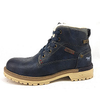 MUSTANG - Stiefel - navy