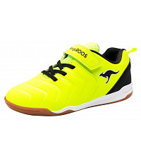 KANGAROOS - Speed Comb EV - Sportschuh - yellow/black