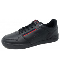 KAPPA - Marabu - Sneaker - black/red