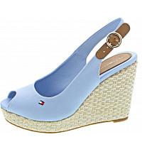 TOMMY HILFIGER - Iconic Elena Basic Sling - Sling - chambray blue