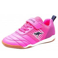KANGAROOS - Super Court EV - Sportschuh - pink/fuchsia