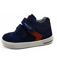 SUPERFIT - Moppy - Klettschuh - blau/orange