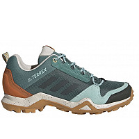 adidas - Trailschuhe - tech emerald/legend earth/legacy gold