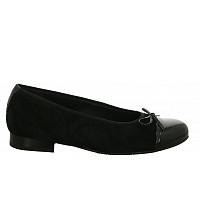 SEMLER - Chevro/Lack schwarz G - Ballerina - schwarz