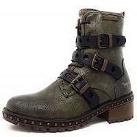 Mustang - Stiefelette - 77 oliv