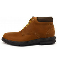 CLARKS - Rendell Work - Stiefelette - dark tan