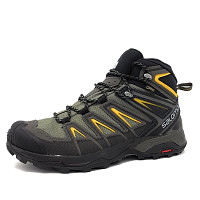 SALOMON - X Ultra GTX - Hikingschuh - olive castor grey