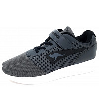 KANGAROOS - K-MIle EV - Sportschuh - steel grey black