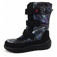RICHTER - Winterstiefel - black