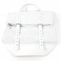 REMONTE - Tasche - weiß/ weiß-silber