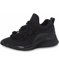 TAMARIS - Fashletics - Sneaker - black uni