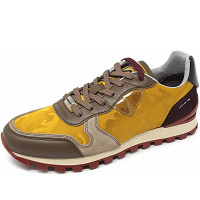 AMBITIOUS - Sneaker - mustard