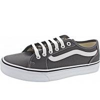 VANS - MN Filmore Decon - Sneaker - pewter/white