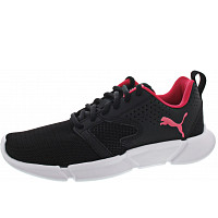 PUMA - Interflex Modern - Sneaker - black-nrgy rose