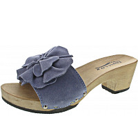 SOFTCLOX - Kassandra - Pantolette - lightblue