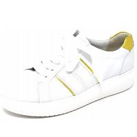 WALDLÄUFER - Vivien Weite H - Sneaker - weiss sonne