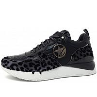 CETTI - XL glitter - Sneaker - grafite
