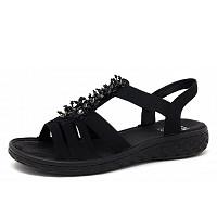 RIEKER - Sandale - 00 black