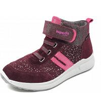 SUPERFIT - Sneaker - rot