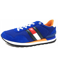 TOMMY HILFIGER - Casual Tommy Jeans - Sneaker - cobalt